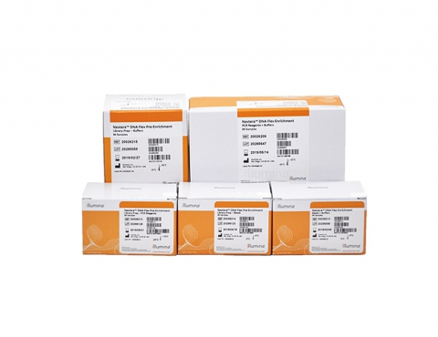 Illumina DNA Prep with Enrichment